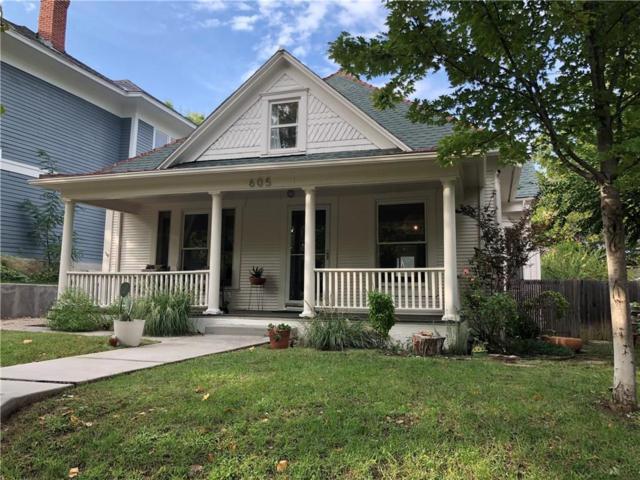 605 NW 16 Street, Oklahoma City, OK 73103 (MLS #839004) :: Meraki Real Estate