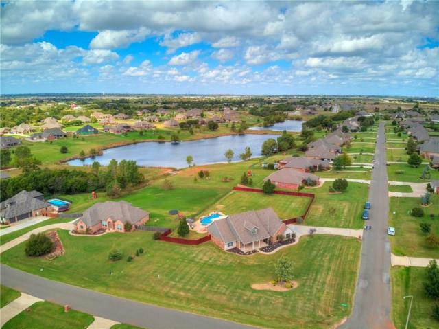 15505 Bay Ridge Drive, Oklahoma City, OK 73165 (MLS #839018) :: KING Real Estate Group