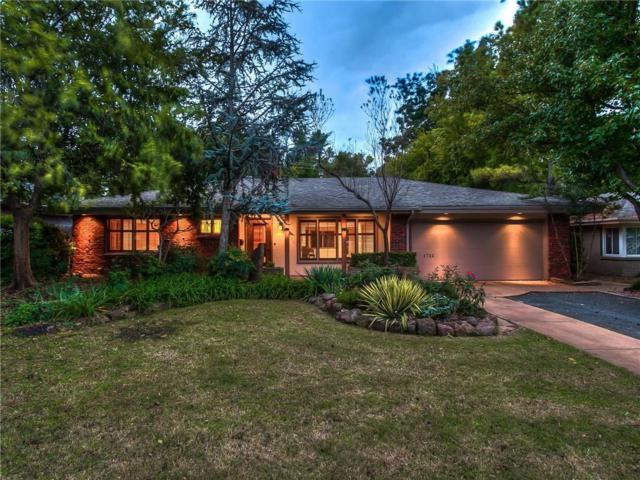1722 Westminster Place, Nichols Hills, OK 73120 (MLS #839049) :: Homestead & Co