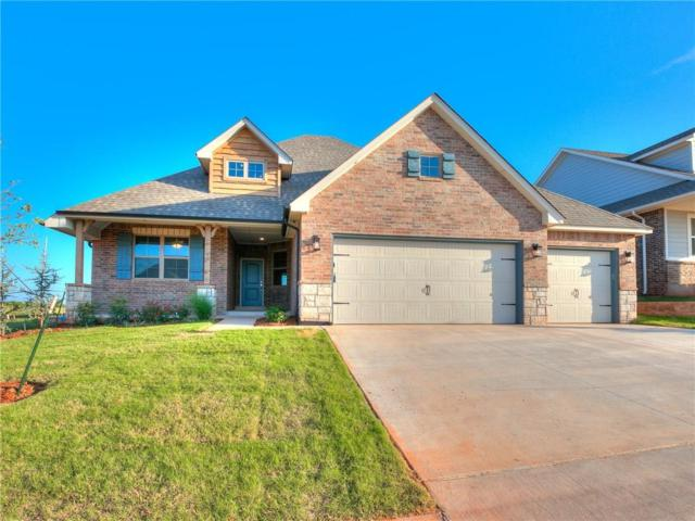 509 NW 197th Street, Edmond, OK 73003 (MLS #839091) :: Homestead & Co