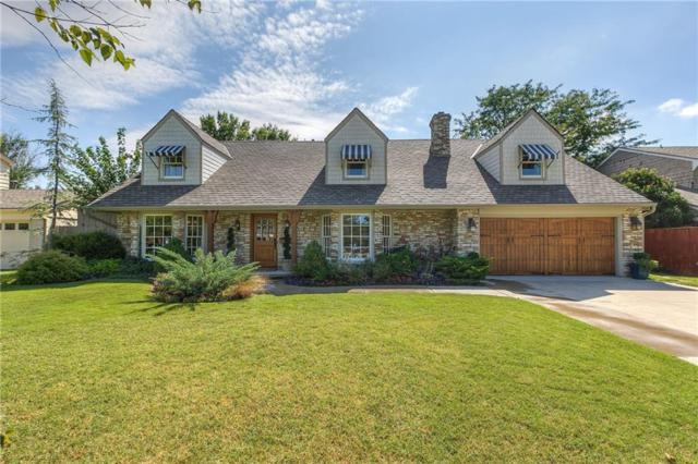 1712 Guilford Lane, Nichols Hills, OK 73120 (MLS #839142) :: Homestead & Co