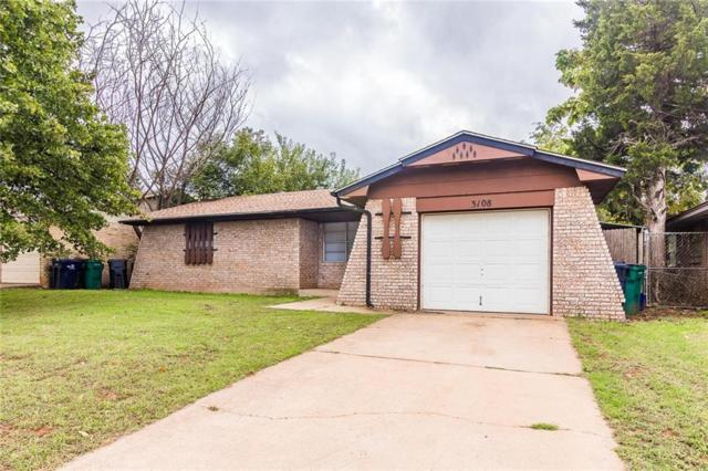 3108 Parker Drive, Oklahoma City, OK 73135 (MLS #839164) :: Erhardt Group at Keller Williams Mulinix OKC