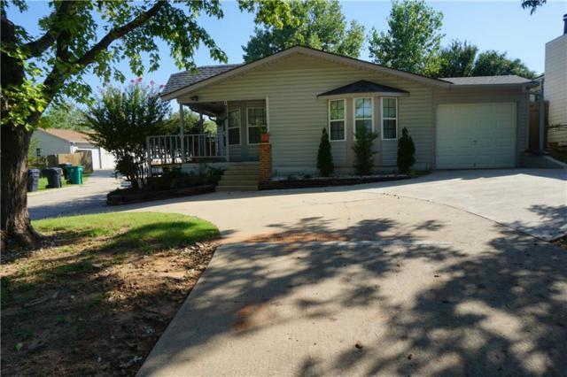 12228 Woodland Hills Drive, Oklahoma City, OK 73131 (MLS #839201) :: KING Real Estate Group