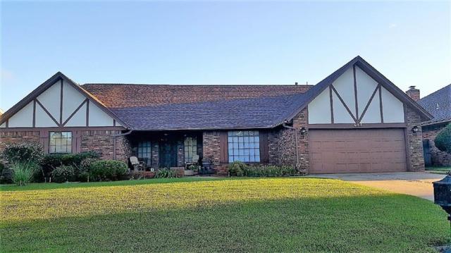 6108 W Gun Hill Way, Warr Acres, OK 73132 (MLS #839211) :: KING Real Estate Group