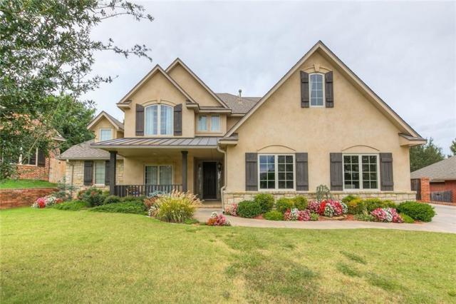 1916 Hallbrooke Drive, Norman, OK 73071 (MLS #839230) :: KING Real Estate Group