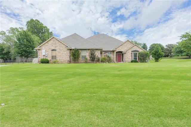 1360 Whippoorwill Nest, Choctaw, OK 73020 (MLS #839267) :: KING Real Estate Group