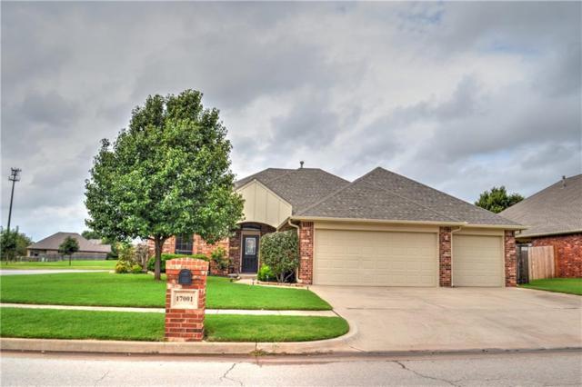 17001 Kemble Lane, Edmond, OK 73012 (MLS #839272) :: Homestead & Co