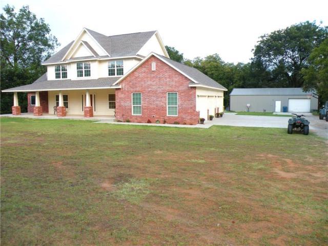 14101 NE 63rd Street, Choctaw, OK 73020 (MLS #839291) :: Meraki Real Estate