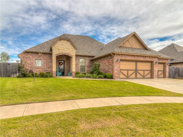 116 Old Home Place, Yukon, OK 73099 (MLS #839303) :: Wyatt Poindexter Group