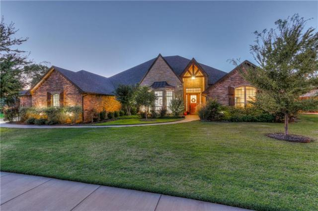 18905 NW Chestnut Oak Drive, Edmond, OK 73012 (MLS #839322) :: Homestead & Co