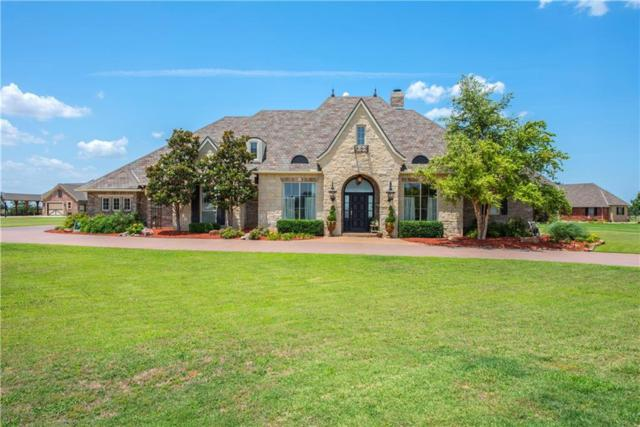 6143 Cedar Farm Road, Edmond, OK 73025 (MLS #839334) :: Homestead & Co