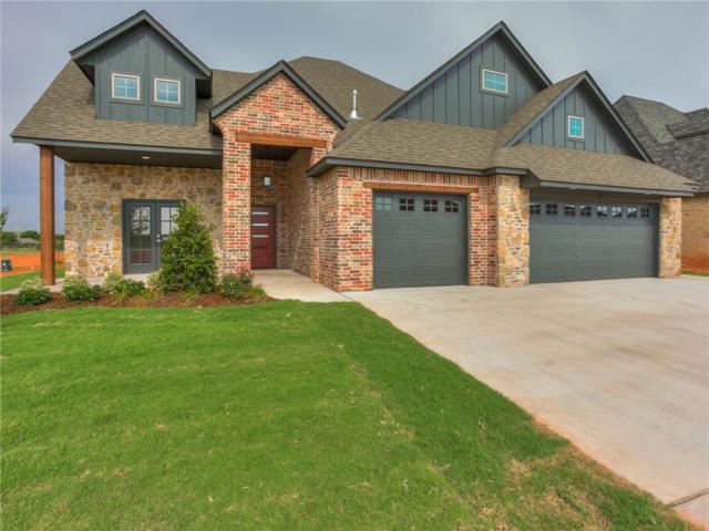 16313 Brookefield Drive, Edmond, OK 73013 (MLS #839335) :: KING Real Estate Group