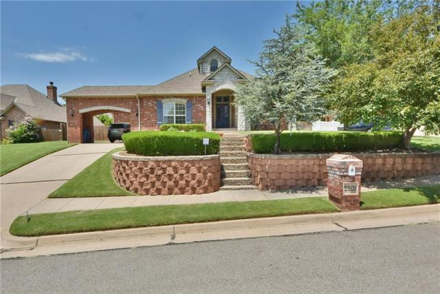 2809 Harness Creek, Edmond, OK 73034 (MLS #839389) :: UB Home Team