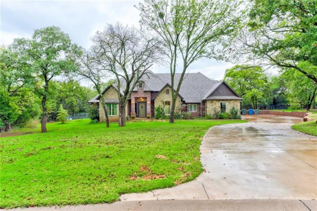 2217 Crestwood Drive, Jones, OK 73049 (MLS #839409) :: Homestead & Co