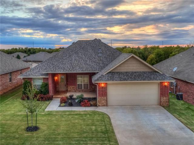 16109 Capulet Drive, Edmond, OK 73013 (MLS #839419) :: Homestead & Co
