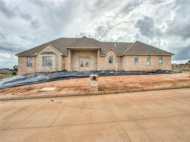 2578 Shady Hollow Drive, Choctaw, OK 73020 (MLS #839448) :: Erhardt Group at Keller Williams Mulinix OKC