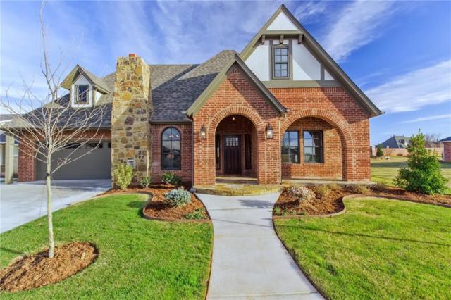 13408 Stonedale Drive, Oklahoma City, OK 73142 (MLS #839455) :: Homestead & Co