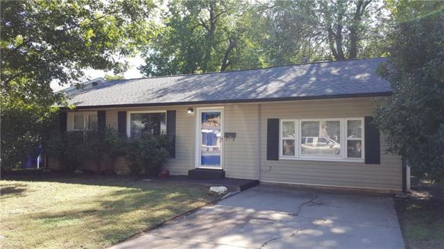 1108 W Apache Street, Norman, OK 73069 (MLS #839458) :: Erhardt Group at Keller Williams Mulinix OKC