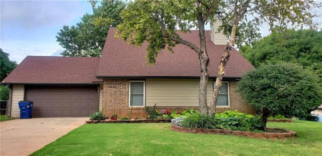 1310 Silver Maple Lane, Noble, OK 73068 (MLS #839468) :: Erhardt Group at Keller Williams Mulinix OKC