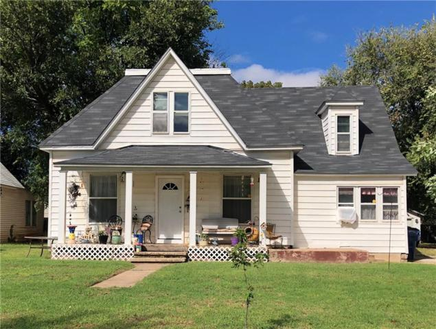 1014 W Mansur, Guthrie, OK 73044 (MLS #839527) :: Homestead & Co
