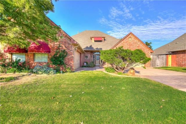 17101 Gladstone Lane, Edmond, OK 73012 (MLS #839544) :: UB Home Team
