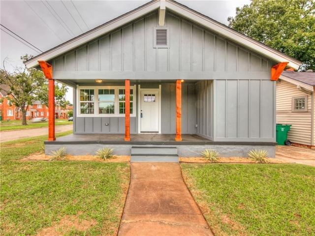 2245 NW 15th, Oklahoma City, OK 73107 (MLS #839585) :: Homestead & Co