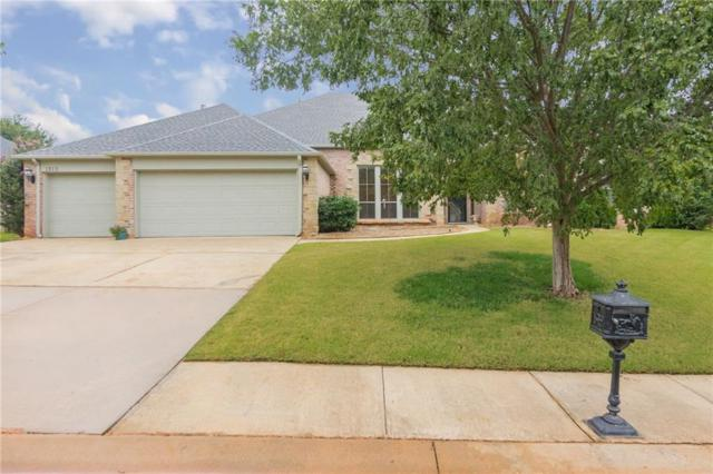1313 NW 194th Terrace, Edmond, OK 73012 (MLS #839615) :: Homestead & Co