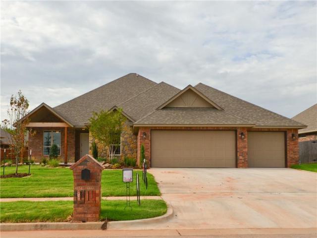 9104 SW 32nd Street, Oklahoma City, OK 73179 (MLS #839629) :: KING Real Estate Group