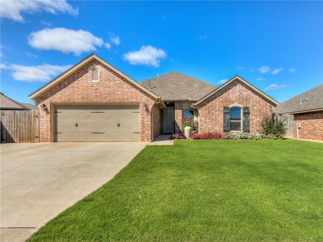 817 Blue Ridge Road, Moore, OK 73160 (MLS #839631) :: Wyatt Poindexter Group