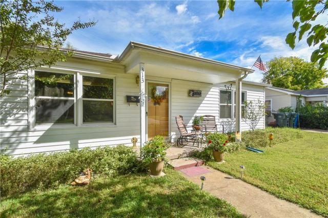 313 E Coe Drive, Midwest City, OK 73110 (MLS #839636) :: Homestead & Co