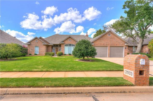 2933 N Ashecroft Drive, Edmond, OK 73034 (MLS #839660) :: Homestead & Co