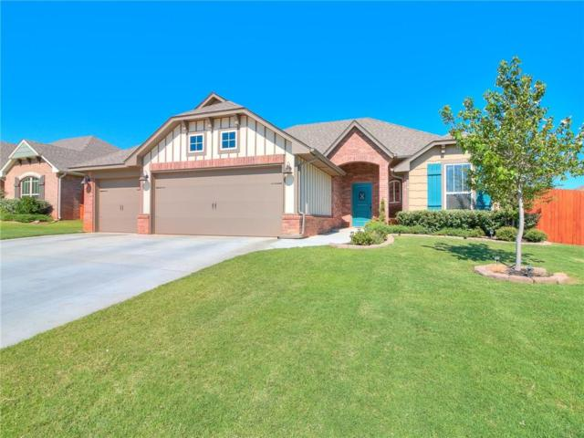 541 Foss Drive, Edmond, OK 73025 (MLS #839669) :: UB Home Team