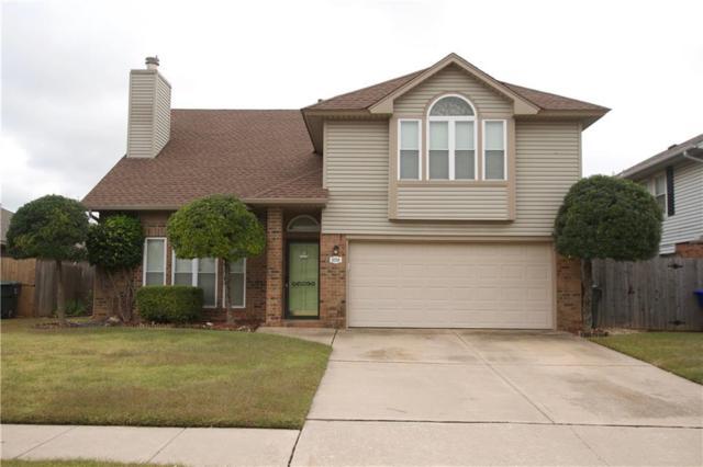 3216 Duvall Drive, Norman, OK 73072 (MLS #839670) :: Homestead & Co