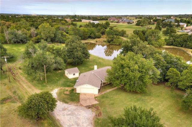 1115 E Sorghum Mill, Edmond, OK 73034 (MLS #839721) :: Meraki Real Estate
