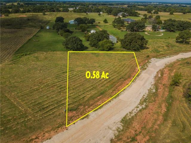 Lot 2 Bridlewood, Blanchard, OK 73010 (MLS #839766) :: Erhardt Group at Keller Williams Mulinix OKC