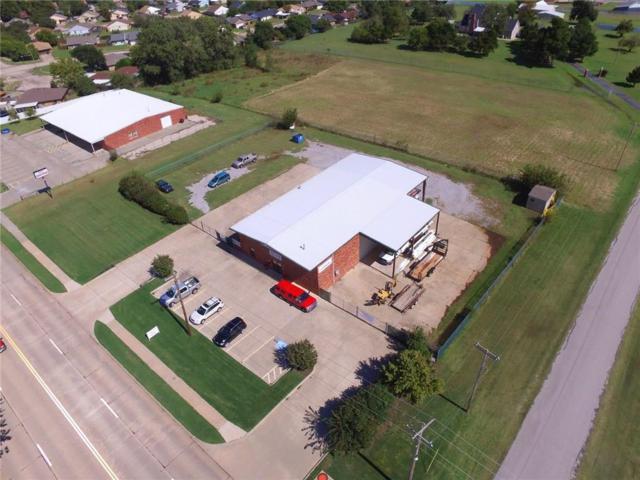 1600 S Eastern Avenue, Moore, OK 73160 (MLS #839778) :: Barry Hurley Real Estate