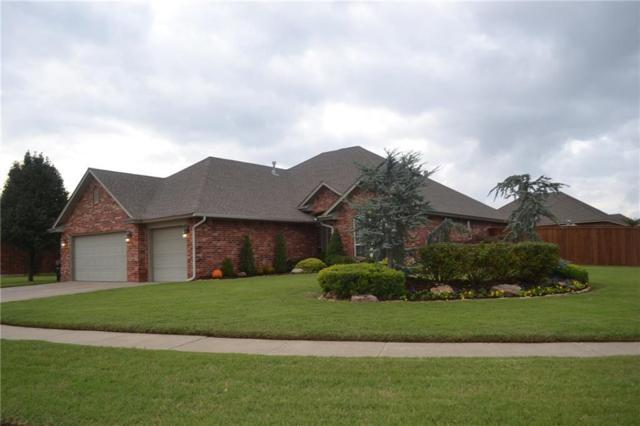 833 Carol Ann Place, Moore, OK 73160 (MLS #839784) :: Wyatt Poindexter Group