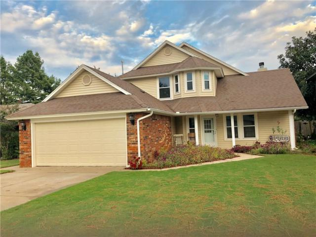 1705 Oriole Ct, Norman, OK 73071 (MLS #839785) :: Wyatt Poindexter Group