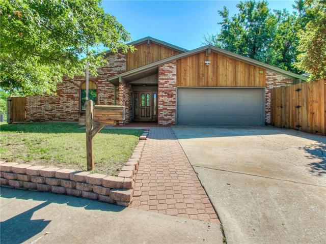 7008 Landing Road, Oklahoma City, OK 73132 (MLS #839791) :: Erhardt Group at Keller Williams Mulinix OKC