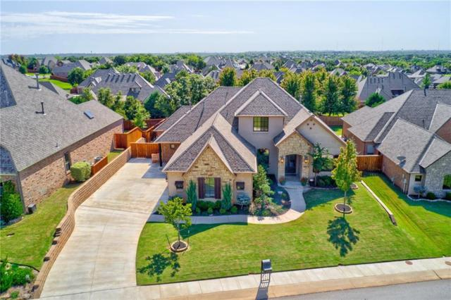 2716 Bison Drive, Edmond, OK 73034 (MLS #839807) :: Homestead & Co