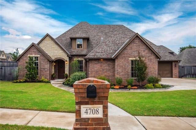 4708 Briar Forest Court, Edmond, OK 73025 (MLS #839808) :: UB Home Team