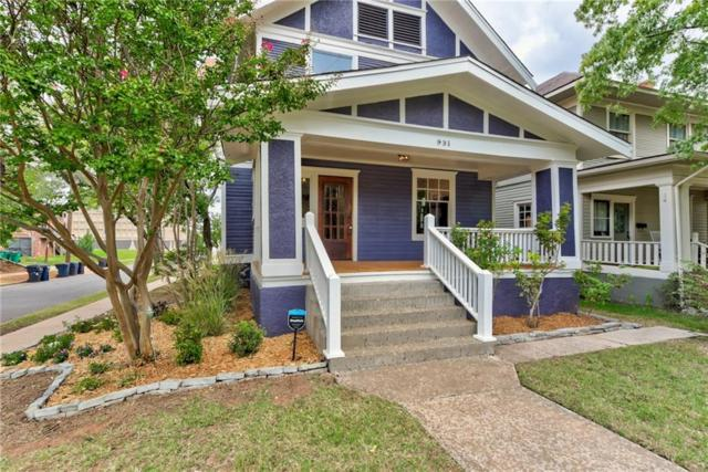 931 NW 21st Street, Oklahoma City, OK 73106 (MLS #839811) :: Meraki Real Estate