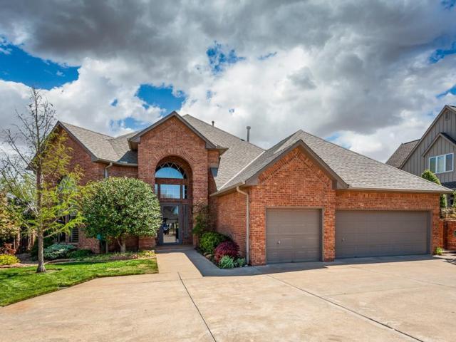 13128 Oakcliff Road, Oklahoma City, OK 73120 (MLS #839818) :: KING Real Estate Group