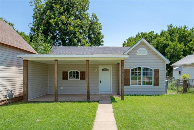 419 E Perkins, Guthrie, OK 73044 (MLS #839827) :: KING Real Estate Group