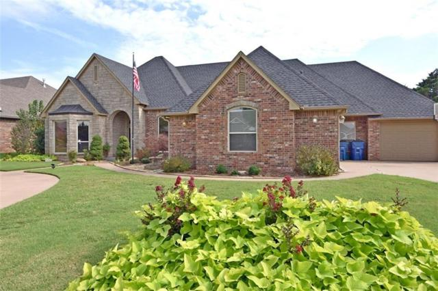 4525 W Canyon Road, Guthrie, OK 73044 (MLS #839832) :: Homestead & Co