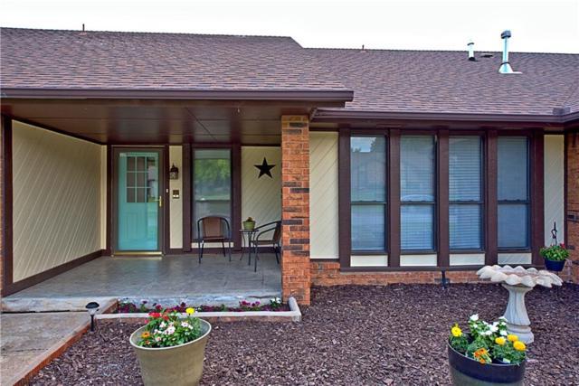 10701 Lakeridge Run, Oklahoma City, OK 73170 (MLS #839863) :: Erhardt Group at Keller Williams Mulinix OKC
