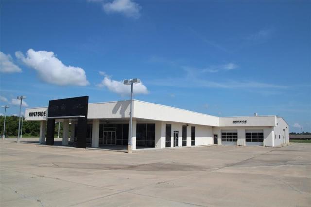 3224 Highway 48, Holdenville, OK 74848 (MLS #839868) :: Wyatt Poindexter Group