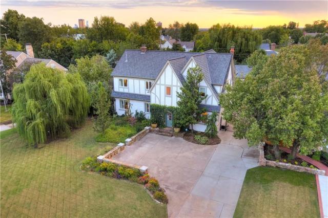 1612 Camden Way, Nichols Hills, OK 73116 (MLS #839883) :: Homestead & Co
