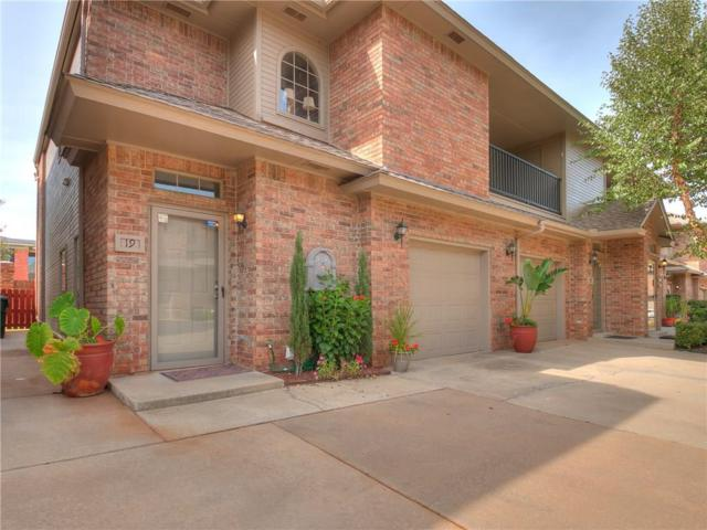 6162 N Brookline Avenue #19, Oklahoma City, OK 73112 (MLS #839901) :: Wyatt Poindexter Group