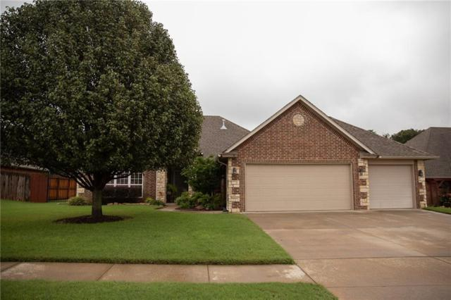 448 Highgrove Drive, Blanchard, OK 73010 (MLS #839920) :: Erhardt Group at Keller Williams Mulinix OKC
